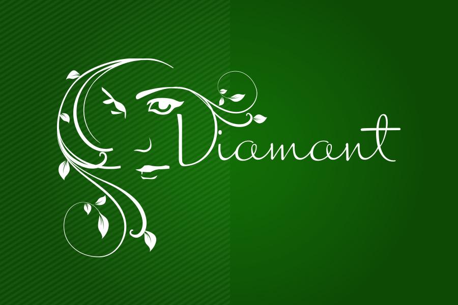 Диамант-лого