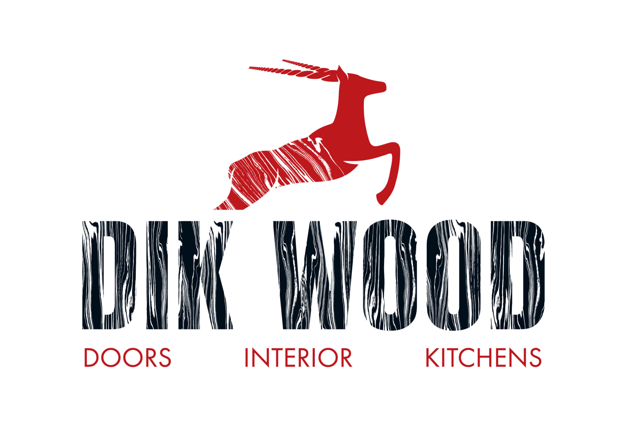 Dik wood LOGO_Color
